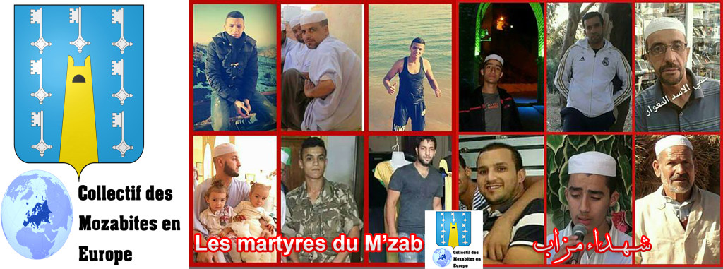 Collectif des Mozabites en Europe–TAJRUT N AT MZAB N EUROPA–League of Mozabits in Europe– رابطة المزابيين في أوروبا‏